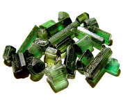 turmalina-verde